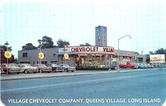 Village Chevrolet Company Inc Dealership Queens Village Long