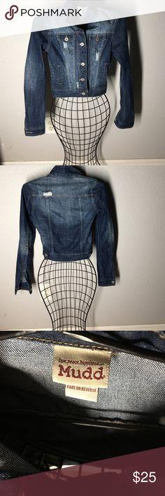 Jacket   Size XS Nice jacket. Size XS Mudd Jackets & Coats Jean Jackets