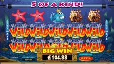 Fish Party Online Slot Game Party Online, Deep Blue Sea, Some Fun, Slot, Neon Signs, Fish, Games, Pisces, Gaming
