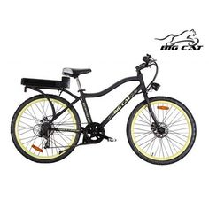 Special Offers - Big Cat Electric Bikes Ghost Rider Bicycle 26-Inch/One Size Yellow Wheels - In stock & Free Shipping. You can save more money! Check It (June 12 2016 at 08:38AM) >> http://bmxbikeusa.net/big-cat-electric-bikes-ghost-rider-bicycle-26-inchone-size-yellow-wheels/