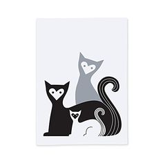 Set of 2 Kitties Tea Towels * You can find out more details at the link of the image.