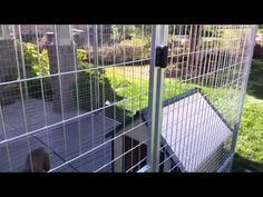 Spring Loaded Hinges - YouTube