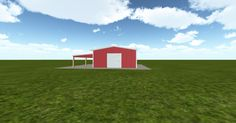 Cool 3D #marketing http://ift.tt/2xVop2m #barn #workshop #greenhouse #garage #roofing #DIY