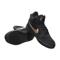 e62e52f32fdc Nike Women s Court Borough Mid Premium 844907 002 Size 12. Trail ShoesBasketball  SneakersAsicsNew ...