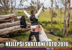 FunGate.cz je tvá brána do světa zábavy. Najdeš zde obrázky, videa, gify, online hry, zajímavosti, vtipy a další... | Nejlepší svatební foto 2016