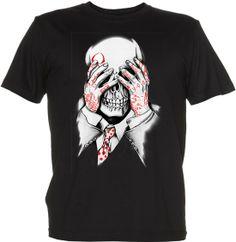 Koszulki z czaszkami: rozpacz Skull t-shirt: regret