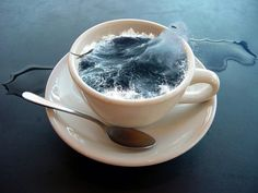 cup, tumblr, and blue image