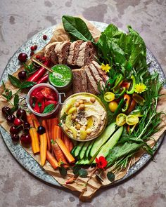 🌽🥒🥕Lunch feast platter by 🥑🍆🍅 Feeding A Crowd, Farmers Market, Cobb Salad, Lunch, Platter, Cheese, Friday, Food, Posts
