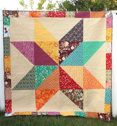 Amy Smarts Star Quilt