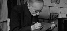 Básník a překladatel, malíř a grafik Bohuslav Reynek