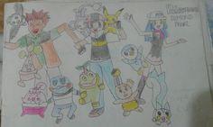 Pokemon ♡dimond & pearl♡