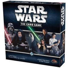 After more than a year of tweaking, Fantasy Flight Games has finally released Star Wars: The Card Game. First announced and demoed at Gencon 2011 as a cooperative game, it has apparently been revam…