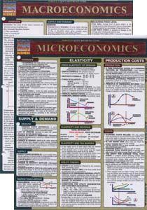 Home Life Catalog: Macroeconomics & Microeconomics (2 guides)