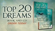 John Paul Jackson, Dream Symbols, Dreams And Visions, Warriors Game, Dream Interpretation, Ministry, First Time, Dreaming Of You, Mystery