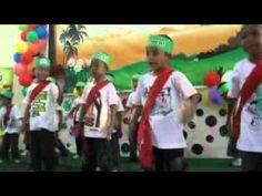 Tari Go Green - YouTube