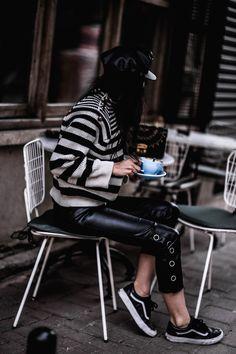 COFFEE AND STRIPES – Belle Melange