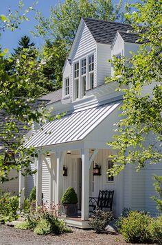 Modern farmhouse exterior. Friday's Favourites: Gallerie B