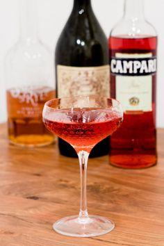 The 9-Bottle Bar Recipe: The Boulevardier   Kitchn