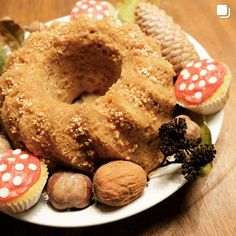 Doughnut, Autumn, Desserts, Food, Tailgate Desserts, Deserts, Fall Season, Essen, Fall