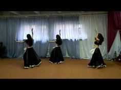 Цыганский танец (тренировка) - YouTube