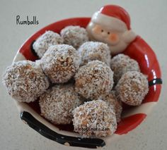 As well as making traditional favourites, such as fruitcakes and shortbread, I also love to make rum balls. My little helper loves this recipe, and surprise surprise his favourite part is helping crush the biscuits, closely followed by stirring all the ingredients together. He isn't a huge fan of covering the balls in coconut, as he can be a bit precious when it comes to getting his hands dirty - this is the same toddler who will happily use both of his hands to dig through dirt.