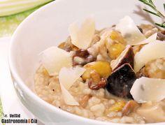 Ocho recetas de risotto para el lunes sin carne