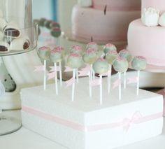 Smart servering av cake pops