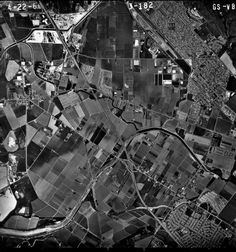 black and white aerial maps - Google Search