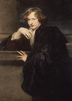autoritratto di Van Dyck