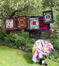 More little Welsh quilts