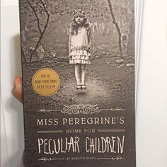 Miss Peregrine's home for peculiar children Never read, no signs of wear. Bought from Barnes and Noble Other