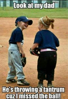 64 Ideas sport humor funny softball Your different types of recreational softball handbag Funny Softball Quotes, Funny Sports Memes, Softball Pictures, Sports Humor, Funny Memes, Hilarious, Jokes, Funny Quotes, Funny Baseball Memes