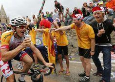 ¡De fiesta en el Alpe d'Huez!