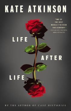 """""""Life After Life: A Novel"""" by Kate Atkinson. In 1910, Ursula Todd is born to an English banker and his wife. She dies before she can draw her first breath. On that same cold and snowy night, Ursula Todd is born, and embarks upon a life that will be unusual. Does Ursula's infinite number of lives give her the power to save the world from its inevitable destiny?"""