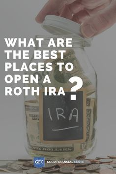 Best Places to Open a Roth IRA in 2020 Best Places to Open a Roth IRA<br> A Roth IRA is a smart way to save for retirement, but which company have the best roth IRA accounts? Get expert advice on the top investment firms now. Investment Advice, Investment Firms, Investment Companies, Investment Property, Retirement Advice, Saving For Retirement, Retirement Planning, Early Retirement, Retirement Funny