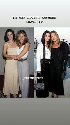 They look absolutely amazing! Serie Friends, Joey Friends, Friends Cast, I Love My Friends, Friends Tv Show, Friends Scenes, Friends Episodes, Friends Moments, Friends Forever