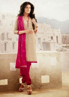 Salwar Kameez Neck Designs 2015