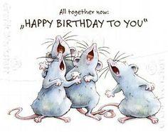 Ratones cantores