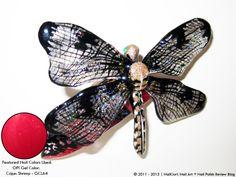NailGurl: Nail Art Blog: OPI: (Gel Color) - Cajun Shrimp - GCL64