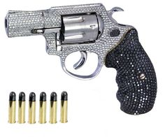 38 Special in elegant silver/black. Want. Bad.