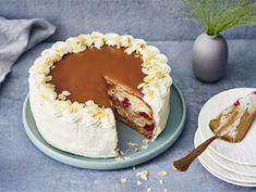 Vanilla Cake, Tiramisu, Treats, Baking, Ethnic Recipes, Sweet, Desserts, Cakes, Hallows Eve