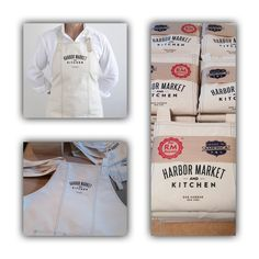 our Apron Made in America  : Raw Materials