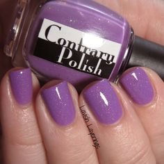 Contrary Polish Color4Nails Exclusives FROM OUR AMAZING BLOGGER TEAM Shop here- www.color4nails.com Worldwide shipping available
