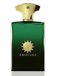 Amouage Epic Man is an oriental woody fragrance, offering you pink pepper, cardamom, saffron and nutmeg at the top. The heart pulses with essences of geranium and myrrh, while the base consists of precious Aoud, patchouli, leather and incense. The bottle was designed to look like it's made out of royal jade of the Orient, with some golden details to point out the richness of Arabia. The nose behind these fragrances is Randa Hammami. Amouage Epic Man was launched in 2009.