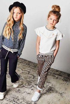 Super toffe broeken, en wat zijn wij een fan van deze trend: strepen! #nono #kinderkleding #girlslook #meisje #merk #trend #winter #herfst #lente #stripes #fashion #inspiratie Hipster, Boys, Outfits, Design, Style, Fashion, Baby Boys, Tall Clothing, Moda