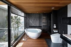 Hot Bathroom Design Trends to Watch Out for in 2015  ---  A touch of class for the modern bathroom
