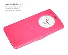 Nillkin Θήκη Smart Cover Preview - Κόκκινο (LG G3) - myThiki.gr - Θήκες Κινητών-Αξεσουάρ για Smartphones και Tablets - Χρώμα μαύρο