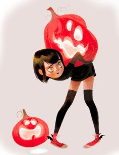 Re-hearted by Laura Sandez Sanchez Laurel - Hotel Transylvania Fan Art - Fanpop Character Concept, Character Art, Concept Art, Cartoon Kunst, Cartoon Art, Animation, Mavis Hotel Transylvania, Graffiti I, Character Design References