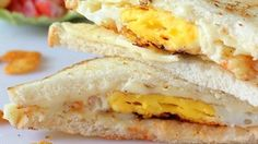 Egg Sandwich  | Chai | Pune
