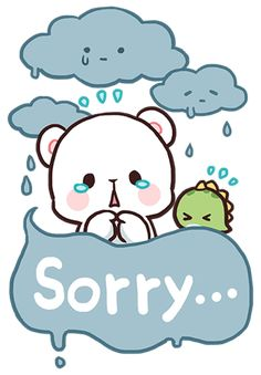 U made me upset last night ! That name was exclusively for u . Cute Love Pictures, Cute Cartoon Pictures, Cute Love Gif, Cute Couple Cartoon, Cute Love Cartoons, Cute Couple Art, Bear Wallpaper, Kawaii Wallpaper, Gif Mignon